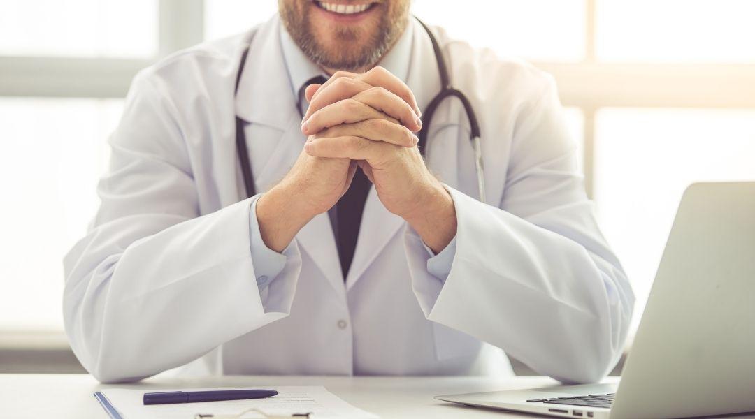 Hoje o site é a porta de entrada de para quem atual no ramo da saúde