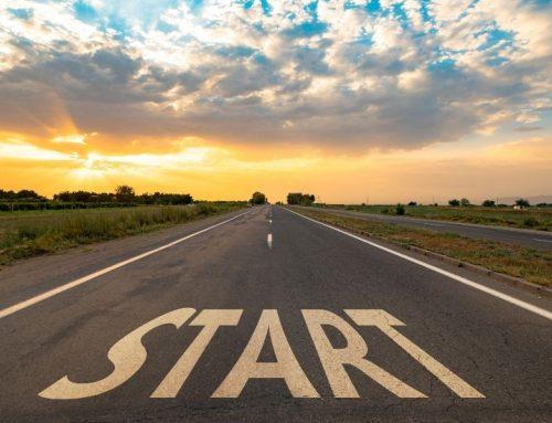 Comece com o que tem!