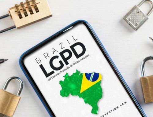 Sites e LGPD